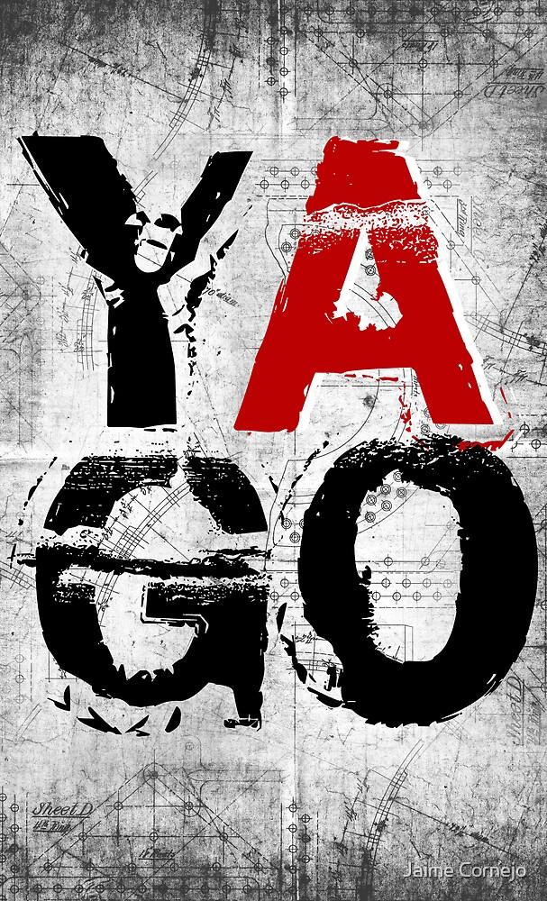YAGO B by Yago
