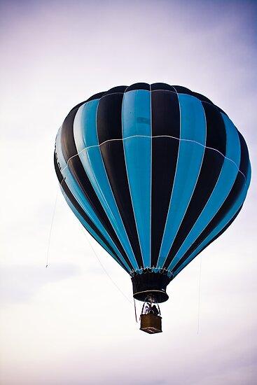 Hot Air Balloon by Sharlene Rens