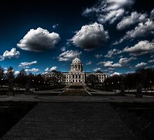 Dark Government by Sharlene Rens