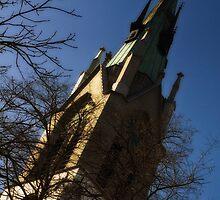 Kirche St Peter & Paul Winterthur by Dania Reichmuth