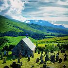 Cille Choirill overlooking Aonach Mor by Nik Sargent www.inpictur.es