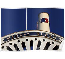 The Medway Queen Poster