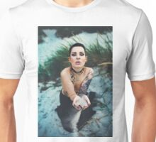 My Hands Nude Girl - NudeART Unisex T-Shirt