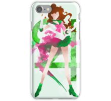 Sailormoon: Sailorjupiter Giclee Art Print iPhone Case/Skin