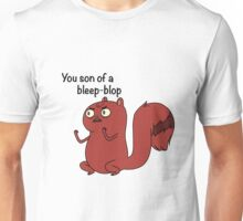 The Squirrel Unisex T-Shirt