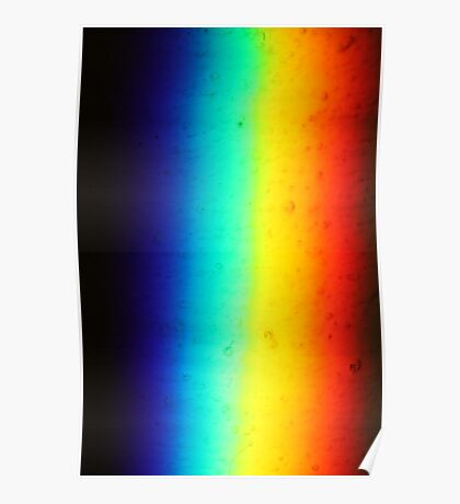 Spectral banding Poster
