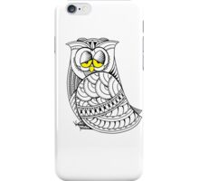 Sleepy Owl 20 iPhone Case/Skin