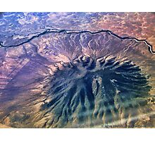 Caldera - Ute Mountain (USA) Photographic Print