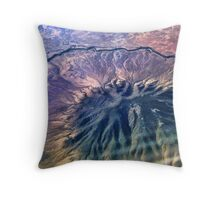 Caldera - Ute Mountain (USA) Throw Pillow