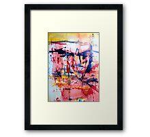 Haunting Hills Framed Print