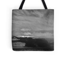 Comes the Storm Tote Bag