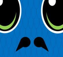 Blue Dragon - Love Sticker