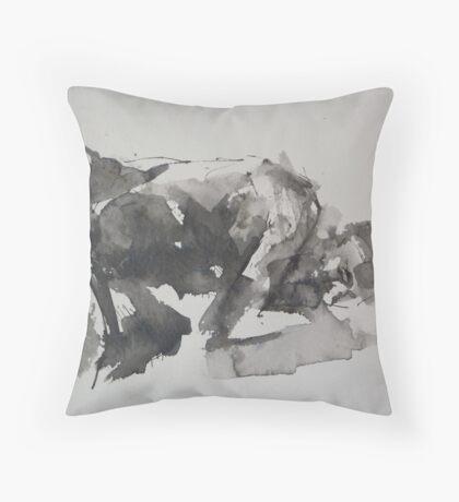 Ingrid  Throw Pillow
