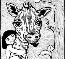 My Giraffe Is For Real by Anita Inverarity