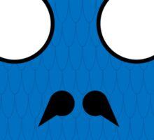 Blue Dragon - Scared Sticker