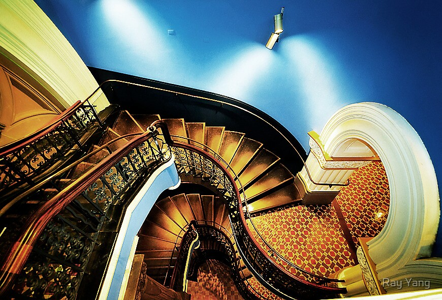 Stair case by Ray Yang