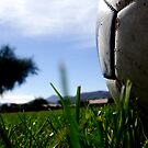 soccer in the sun by melymiranda