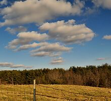 Behind every cloud is another cloud by Brooke Winegardner