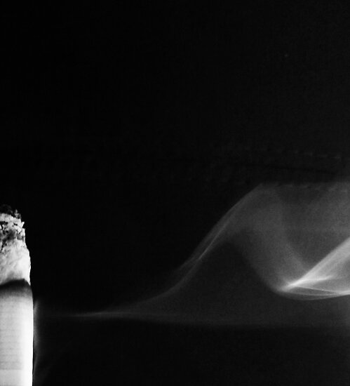 01-05-11  Spiral Smoke by Margaret Bryant
