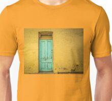 What's behind the Green Door Unisex T-Shirt