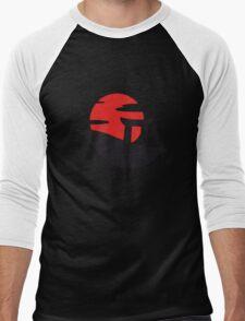 Asien Sun Men's Baseball ¾ T-Shirt