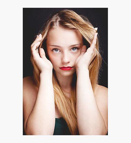 Leah - Portrait Photographic Print