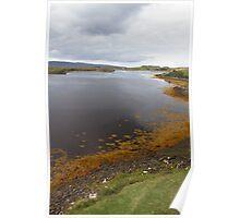 Loch Dunvegan - Scottish Highlands Poster
