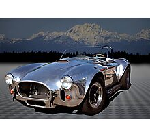 1965 Shelby Cobra 427 #CSX4238 Photographic Print