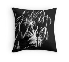 Firework 8 Throw Pillow