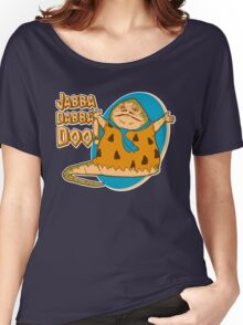 Jabba-dabba-doo!! Women's Relaxed Fit T-Shirt