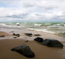Lake Michigan by jeff lamb