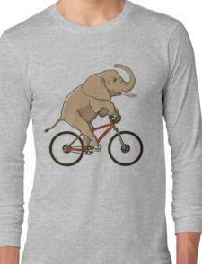 Supersized! Long Sleeve T-Shirt