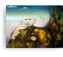 The Infinite Kiss Canvas Print