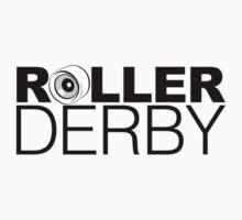Roller Derby Wheel by LudlumDesign
