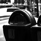 parking meter by melymiranda