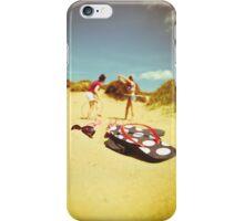 Fun At The Beach iPhone Case/Skin