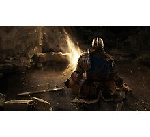 Dark Soul Photographic Print