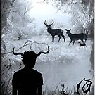 Imbolc - The Horned God by Rookwood Studio ©