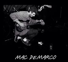 Mac Demarco Pedals by jessieh29