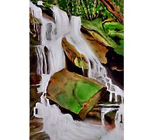 """Somersby Falls, NSW"" Photographic Print"
