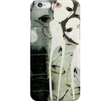 « caméléons » iPhone Case/Skin