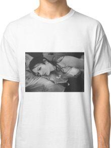 Women Portrait Classic T-Shirt