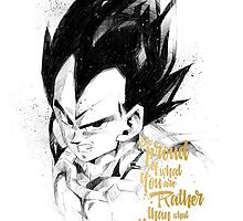 Dragonball Z - Pride by Straife01