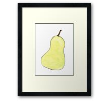 pearishable Framed Print