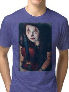Dark ART - Women Tri-blend T-Shirt