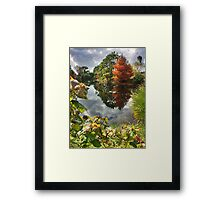 DoubleTree Reflection Framed Print