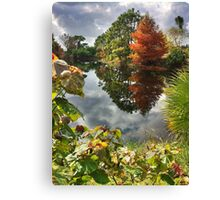 DoubleTree Reflection Canvas Print