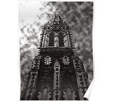 Christchurch Cathedral Poster