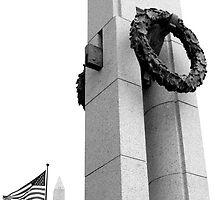 WW2 Memorial by Richard Miranda