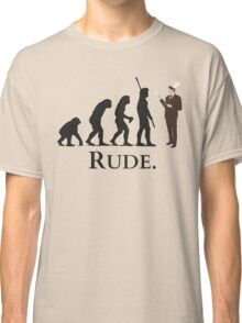 Cannibal - Evolution - RUDE Classic T-Shirt